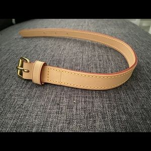 RESERVED EXTENSION STRAP